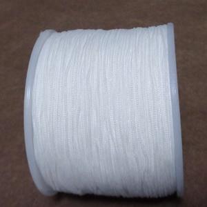Snur matasos alb, 0.5mm 1 m