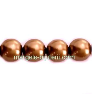 Perle Preciosa Bronze 12mm 1 buc
