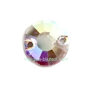 Link Preciosa Crystal AB - 8mm 1 buc