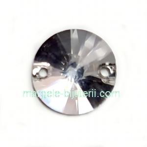 Link Preciosa rivoli Crystal - 12mm 1 buc