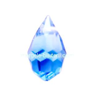 Pandantiv Preciosa 681 Light Sapphire 6x10mm 1 buc