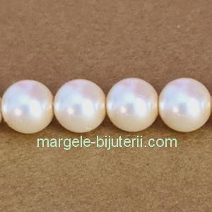 Perle Preciosa Creamrose 10mm 1 buc