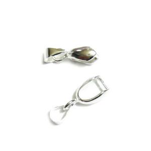 Accesoriu pandantiv argintiu 13mm 1 buc