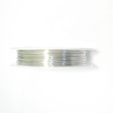 Sarma modelaj argintie 0.3mm-rola 24 metri 1 buc