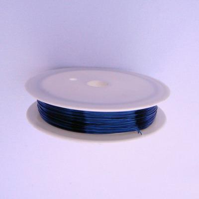 Sarma modelaj albastra 0.4 mm 1 rola 17 m