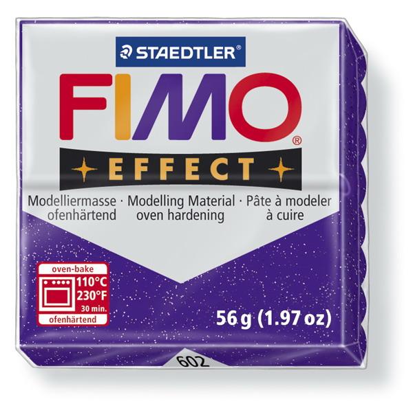 Plastelina fimo effect 56g cod cul 602 violet 1 buc