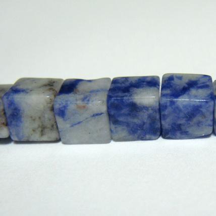 Sodalit cubic, 4.3mm 1 buc