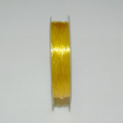 Elastic portocaliu 0.8mm 1 rola 8 m