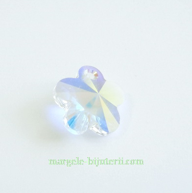 Swarovski Elements, Flower 6744-Cristal AB, 12mm 1 buc