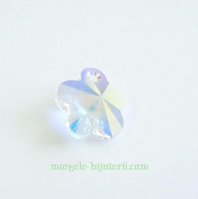 Swarovski Elements, Flower 6744-Cristal AB, 12mm 1 buc