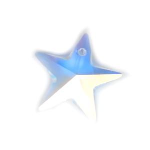 Swarovski Elements, Star 6714 Cristal AB, 20mm 1 buc