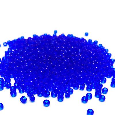 Margele TOHO rotunde, 11/0 : Transparent Cobalt 20 g
