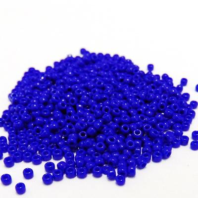 Margele TOHO rotunde, 11/0 : Opaque Navy Blue 20 g