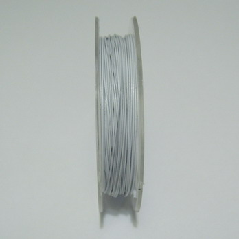 Sarma siliconata gri-mat 0.45mm 1 rola 9 m