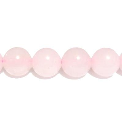 Cuart roz 10 mm 1 buc