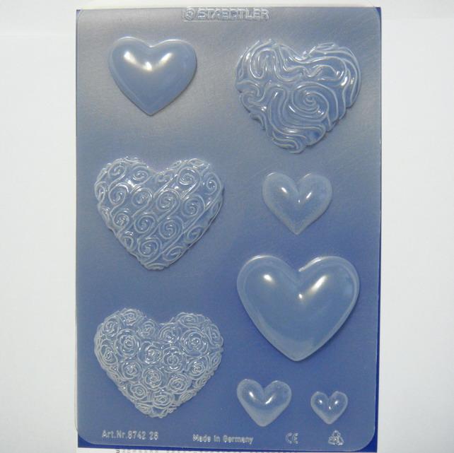 Set pt. Fimo, 8 inimi, modele diferite 1 set