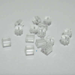 Dop silicon cilindric 3mm 10 buc