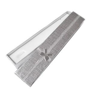 Cutie bratara, argintie, 21x4x1.7cm 1 buc