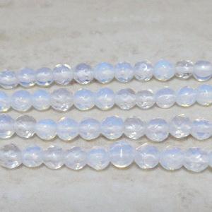 Opal multifete, 4mm 1 buc