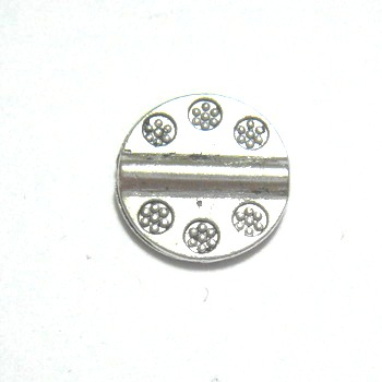 Distantier tibetan 14x2mm 1 buc