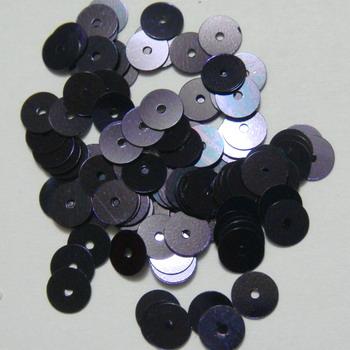 Paiete violet inchis, 6mm-1 gr(80-90 buc) 1 g