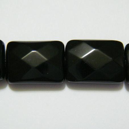 Onix plat, multifete, 14x10x5mm 1 buc