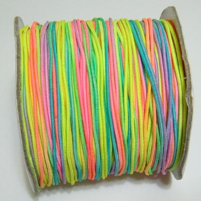 Ata elastica multicolora, 1mm 1 m