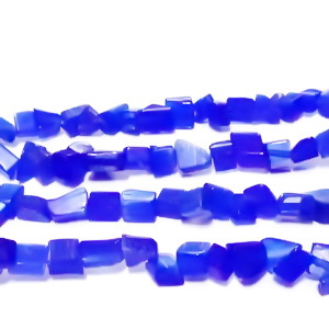 Chips ochi de pisica albastru inchis 30 cm