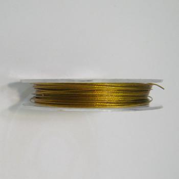 Sarma siliconata aurie, 0.30mm 5 m