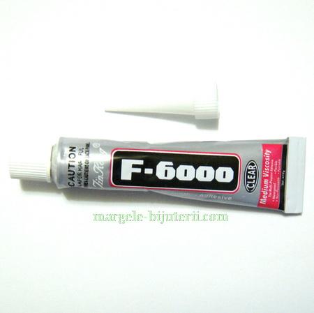 Adeziv F-6000 1 tub 15 g