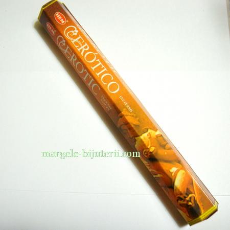 Betisoare parfumate HEM - aroma EROTICO 1 cutie