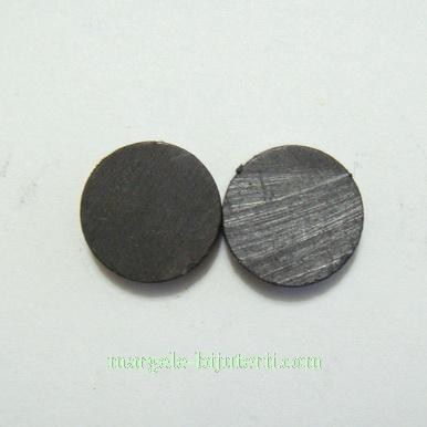 Magnet plat, 12x3mm 1 buc