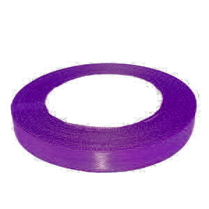 Saten violet, latime 10mm, rola 22 metri 1 buc