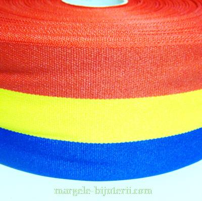 Panglica tricolora, 5.0cm 1 m