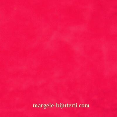 Imitatie catifea fucsia, 30x20cm, grosime 0.7mm 1 buc