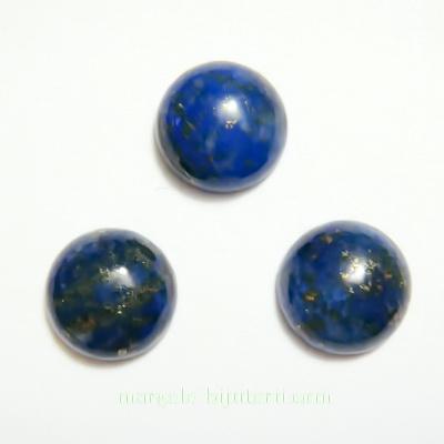 Cabochon Lapis Lazuli 10mm 1 buc